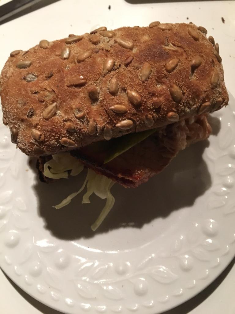 Langtidsstegt Ribbensteg til sandwich